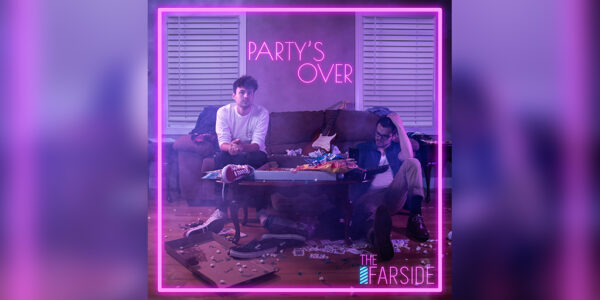 party's over ep album artwork from the farside